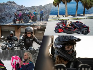 Polaris Joins the International Female Ride Day