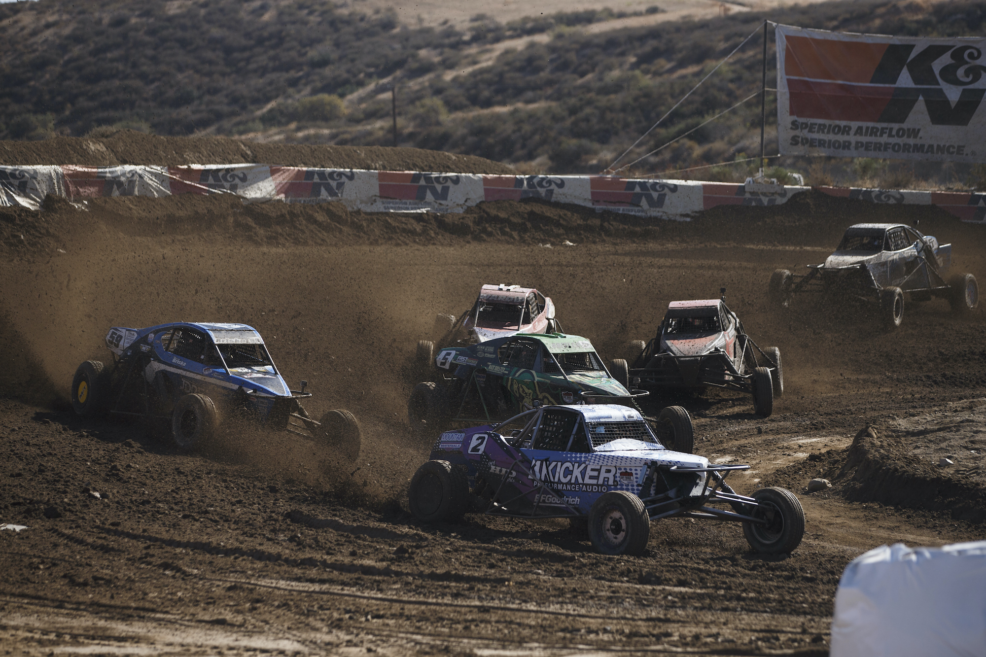 200722 Pro Buggy will feature some of the most competitive action of the Lucas Oil Off Road Racing Series.