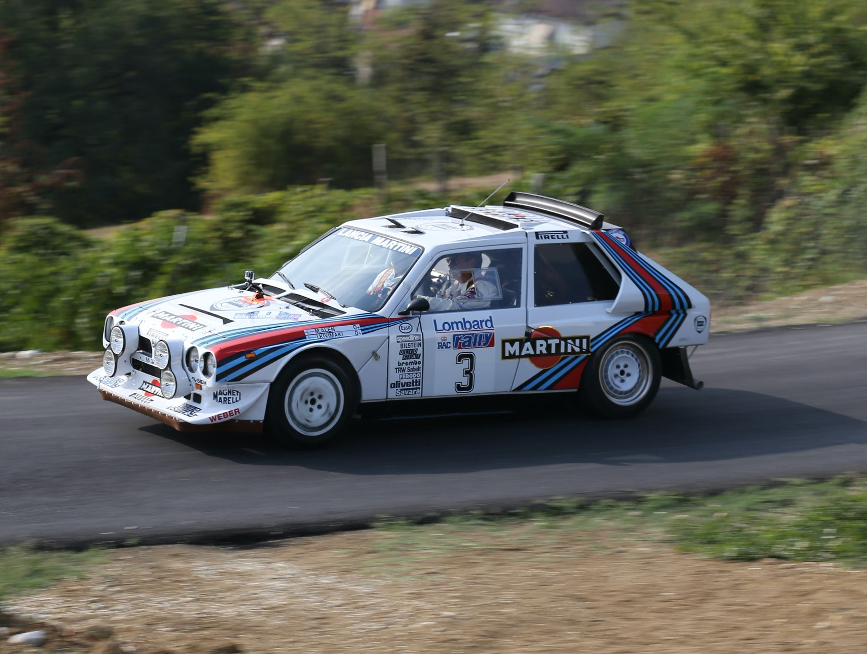 200723 1985 Lancia Delta S4 (Credit – ©2020 Courtesy of RM Sotheby's)