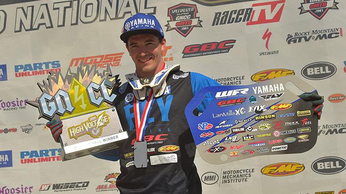 200723 Five-Time GNCC Champion, Walker Fowler (678)