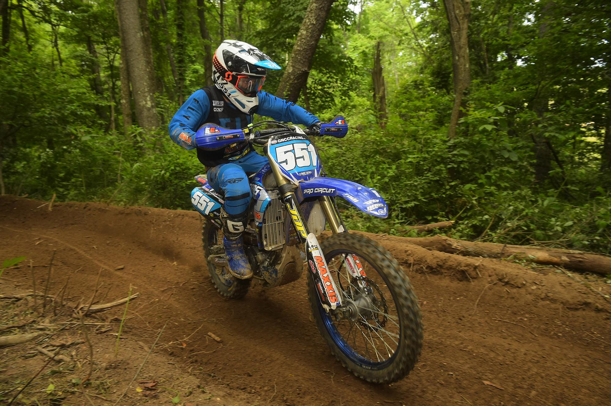 200723 Yamaha bLU cRU and BABS Racing's Becca Sheets