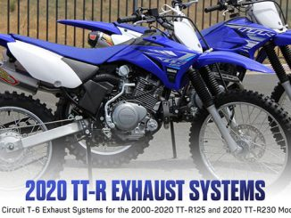 200725 Pro Circuit 2020 TT-R125 and TT-R230 T-6 Exhaust Systems (678)