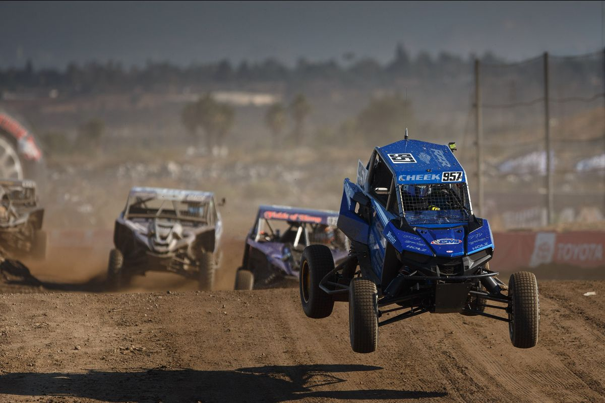 200729 Myles Cheek earned his first career Production 1000 UTV victory