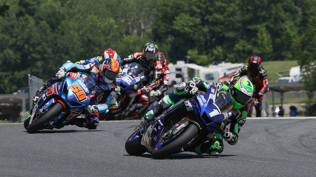 200730 The 2020 MotoAmerica Series has attracted record TV viewership in the opening two rounds