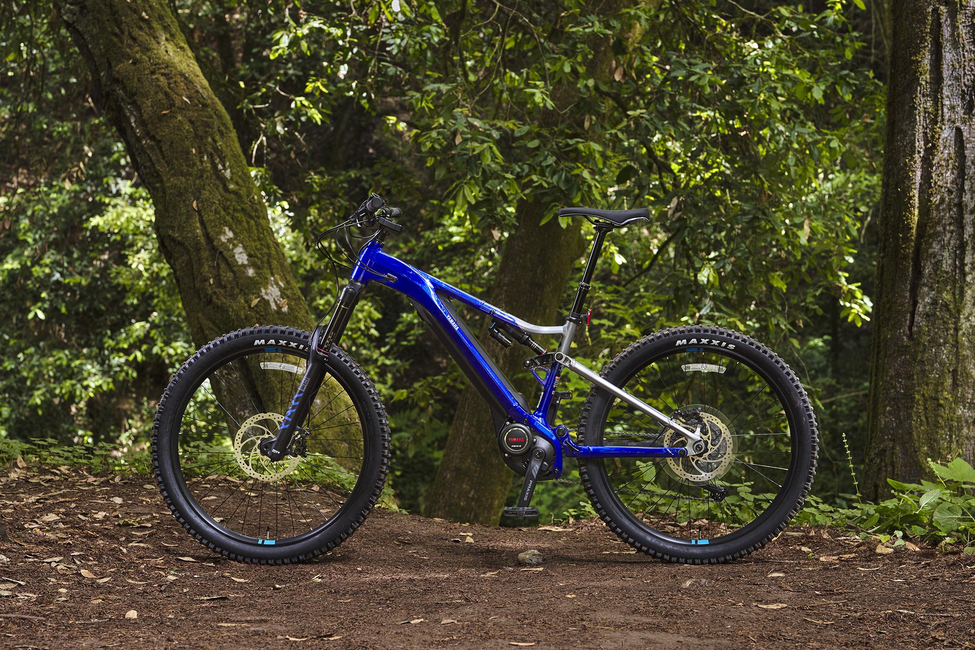200730 Yamaha Reveals All-New YDX-MORO Pro All-Mountain e-Bike