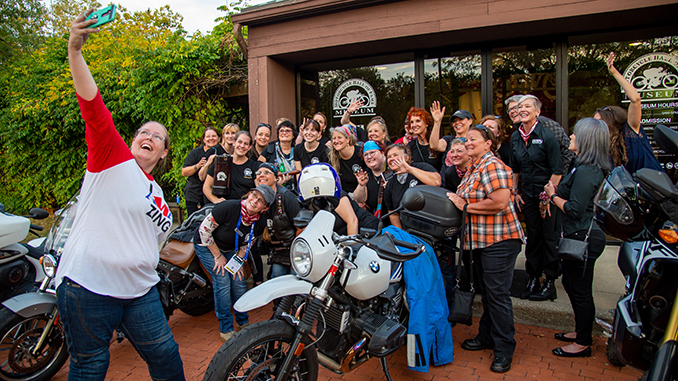 2019 bike night at the AMA Motorcycle Hall of Fame (678.1)