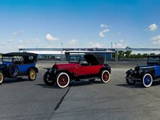 A trio of American classics offered from the Walter Miller Estate (Credit – Forest Casey © 2020 Courtesy of RM Auctions)