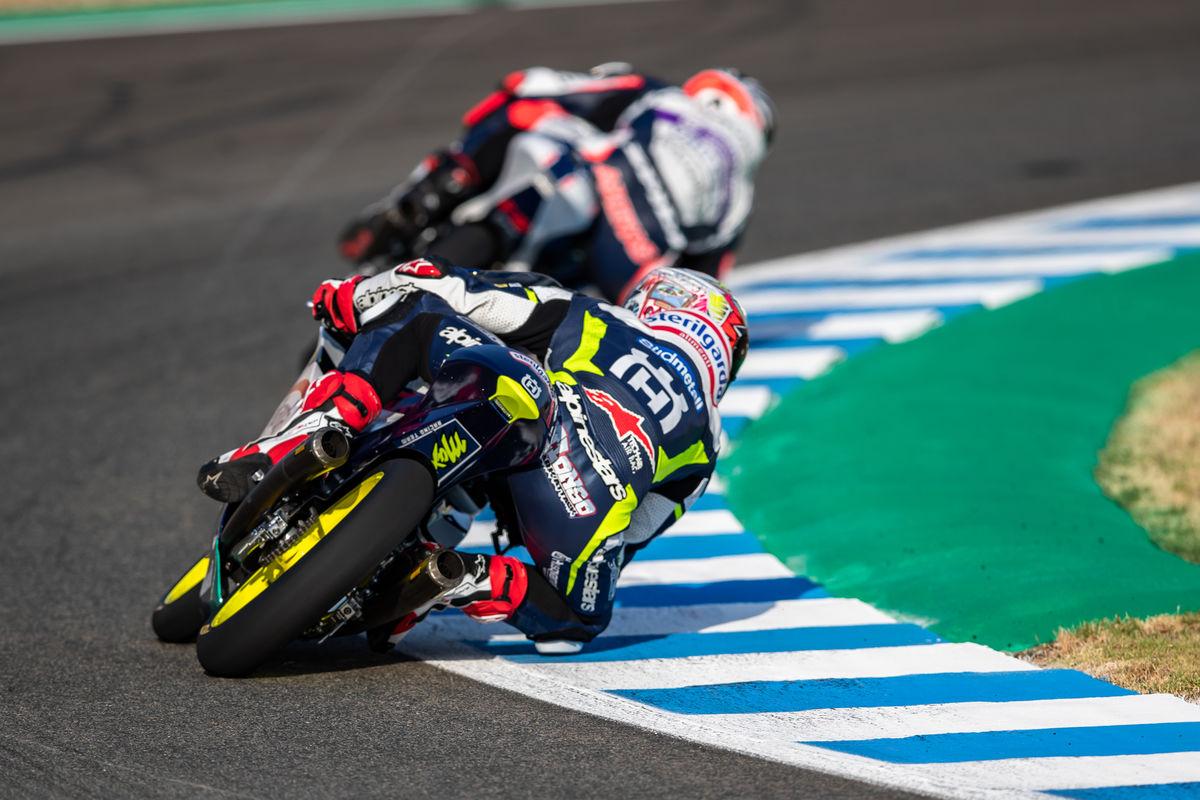Alonso Lopez 2020 Moto3 Jerez