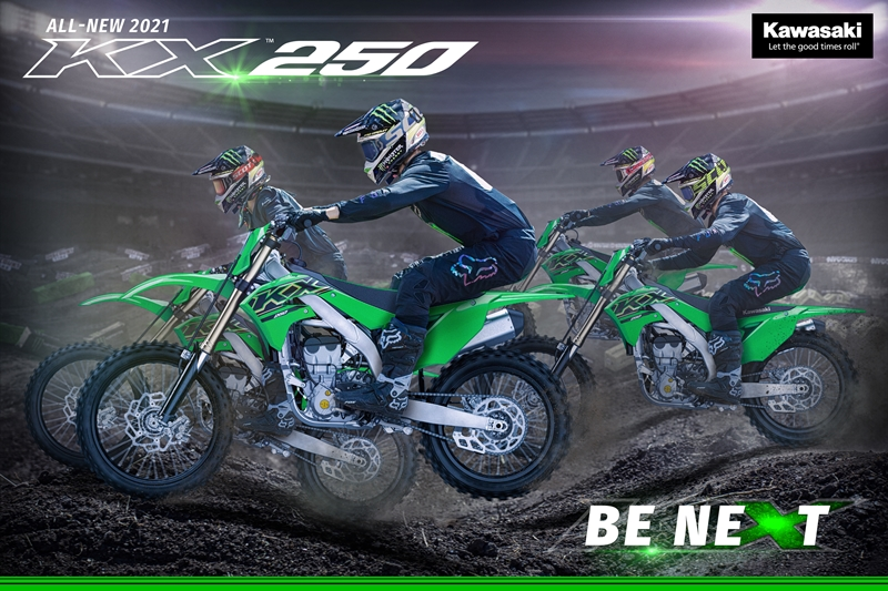 Kawasaki Team Green™ Releases 2021 Racer Rewards Program Along with the New and Improved KX™ Lineup (2)