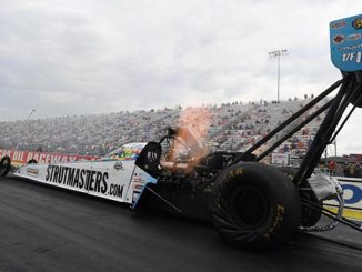 Rain Postpones Final Rounds of Lucas Oil NHRA Summernationals at Indianapolis (678)