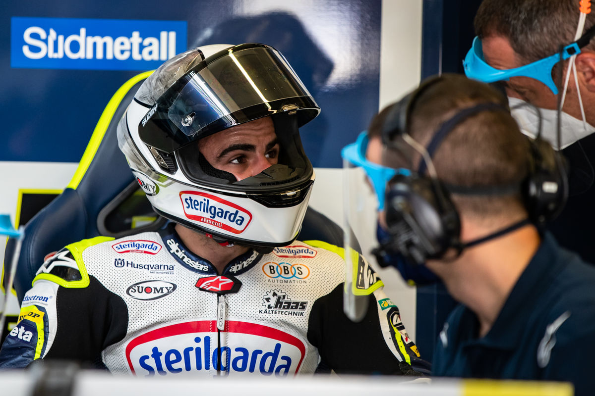 Romano Fenati 2020 Moto3 Jerez-2