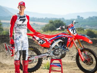 Team Honda HRC Welcomes Chase Sexton