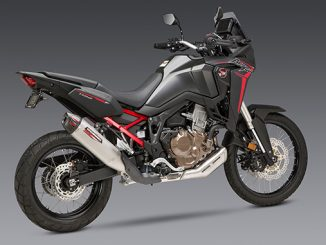 Yoshimura Introduces 2020 Honda Africa Twin RS-12 Exhaust (678)