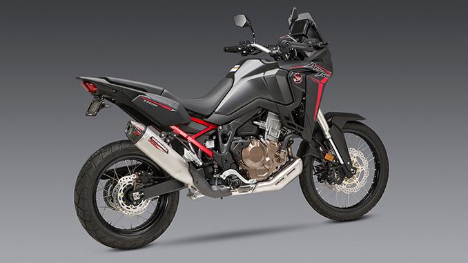 Yoshimura Introduces 2020 Honda Africa Twin RS-12 Exhaust (678)