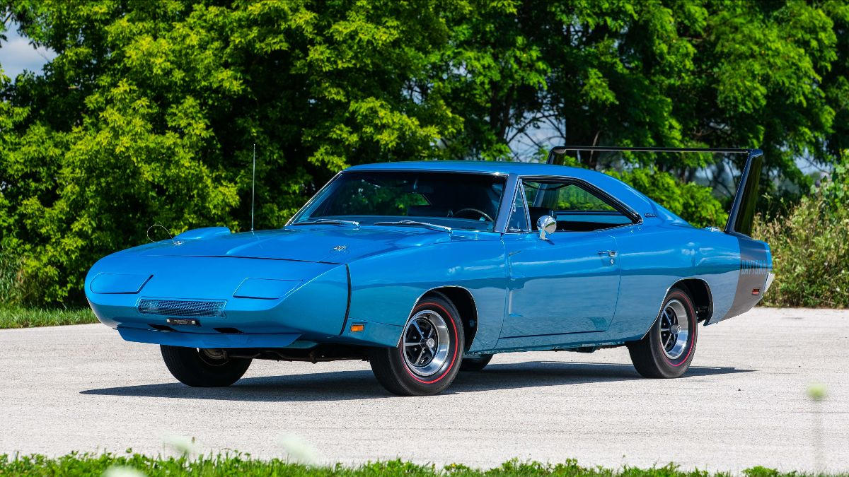 1969 Dodge Daytona 440 CI, 1 of 503 Produced (Lot S108) Mecum Auctions Kissimmee Summer Special