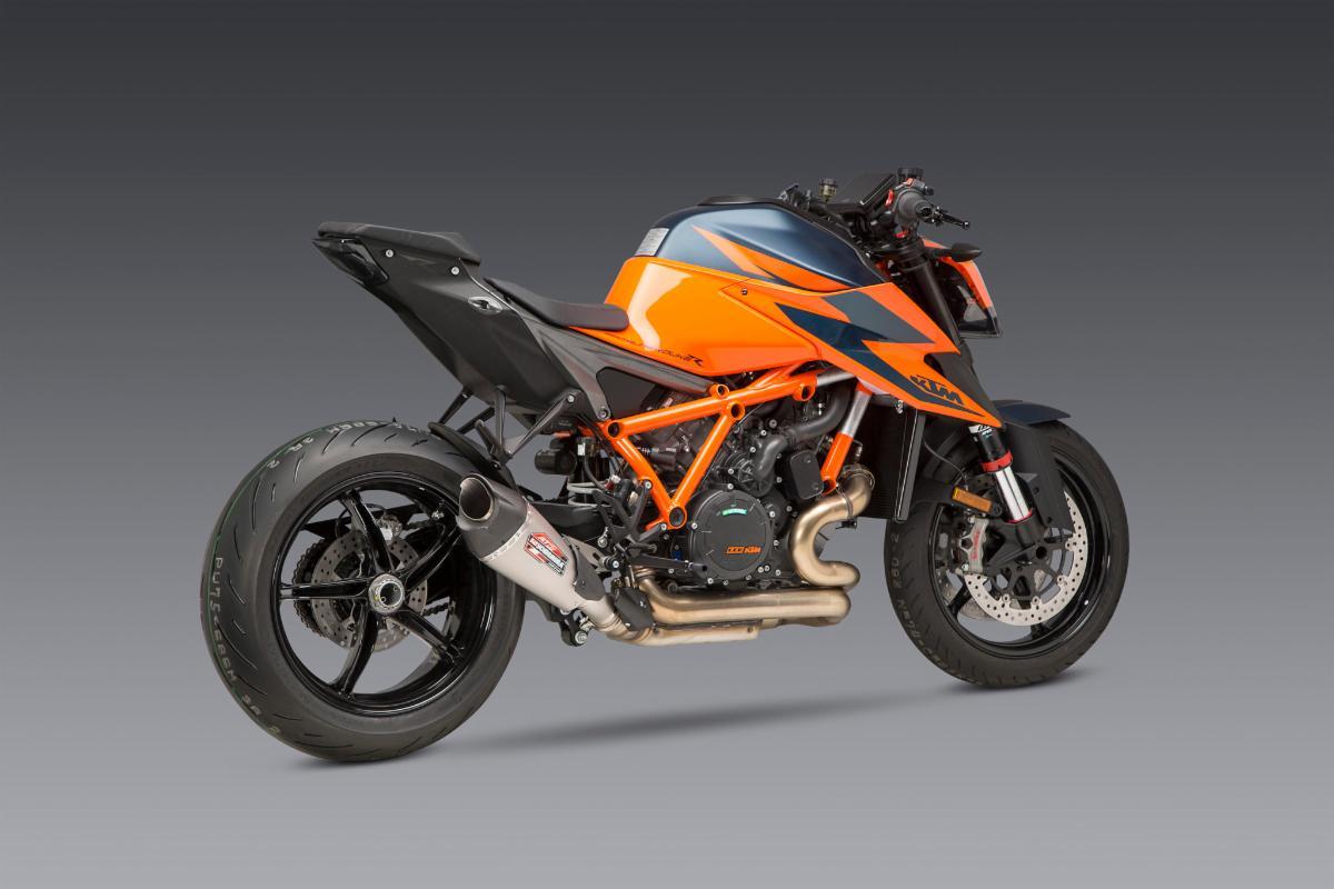 200801 Yoshimura Introduces 2020 KTM Super Duke 1290R AT2 slip-on [1]
