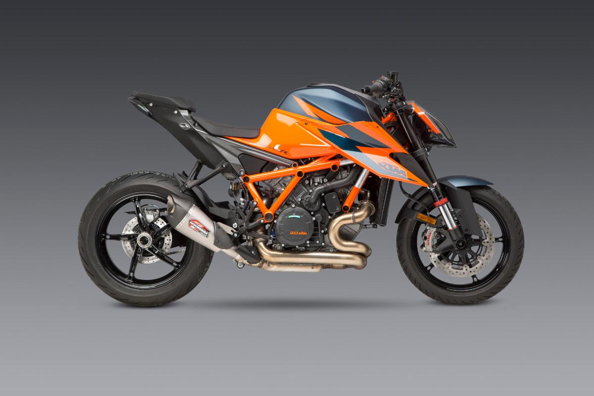 200801 Yoshimura Introduces 2020 KTM Super Duke 1290R AT2 slip-on [2]