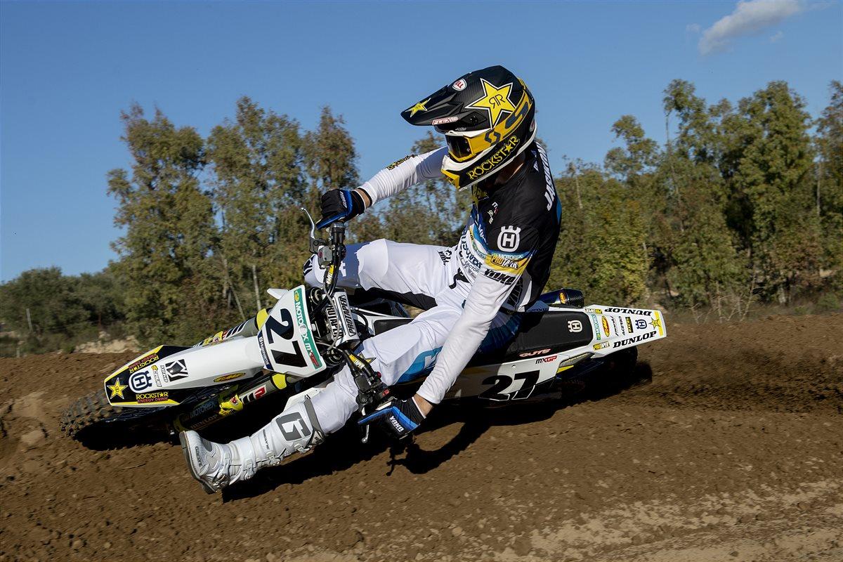 200805 Arminas Jasikonis - FC 450 - Rockstar Energy Husqvarna Factory Racing [2]