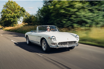 200806 1966 Ferrari 275 GTS (Credit – ©2020 Courtesy of RM Sotheby's)