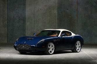 200806 2005 Ferrari 575 GTZ Zagato (Credit – Ryan Merrill ©2020 Courtesy of RM Sotheby's)