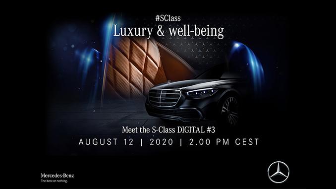 200807 Meet the S-Class DIGITAL #3- Luxury & Well-being [678.1]