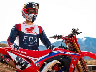 Roczen to Miss AMA Pro Motocross Series