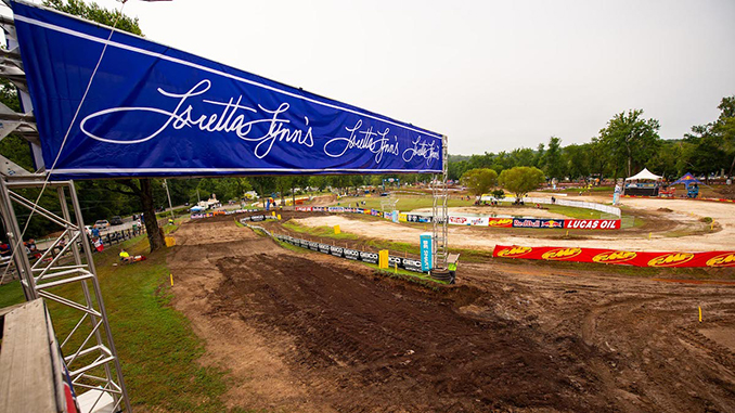 2020 Lucas Oil Pro Motocross Championship Gets Underway With Historic Debut at Loretta Lynn's Ranch