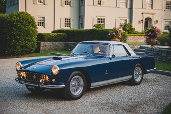 200817 1964 Ferrari 250 GT:L Berlinetta Lusso by Scaglietti (Credit — Teddy Pieper ©2020 Courtesy of RM Sotheby's)