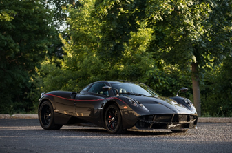 200817 2014 Pagani Huayra (Credit — ©2020 Courtesy of RM Sotheby's)