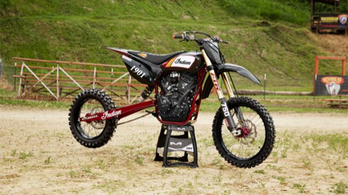 200817 Indian Motorcycle Debuts Its Custom FTR750 Hillclimb Motorcycle (678)