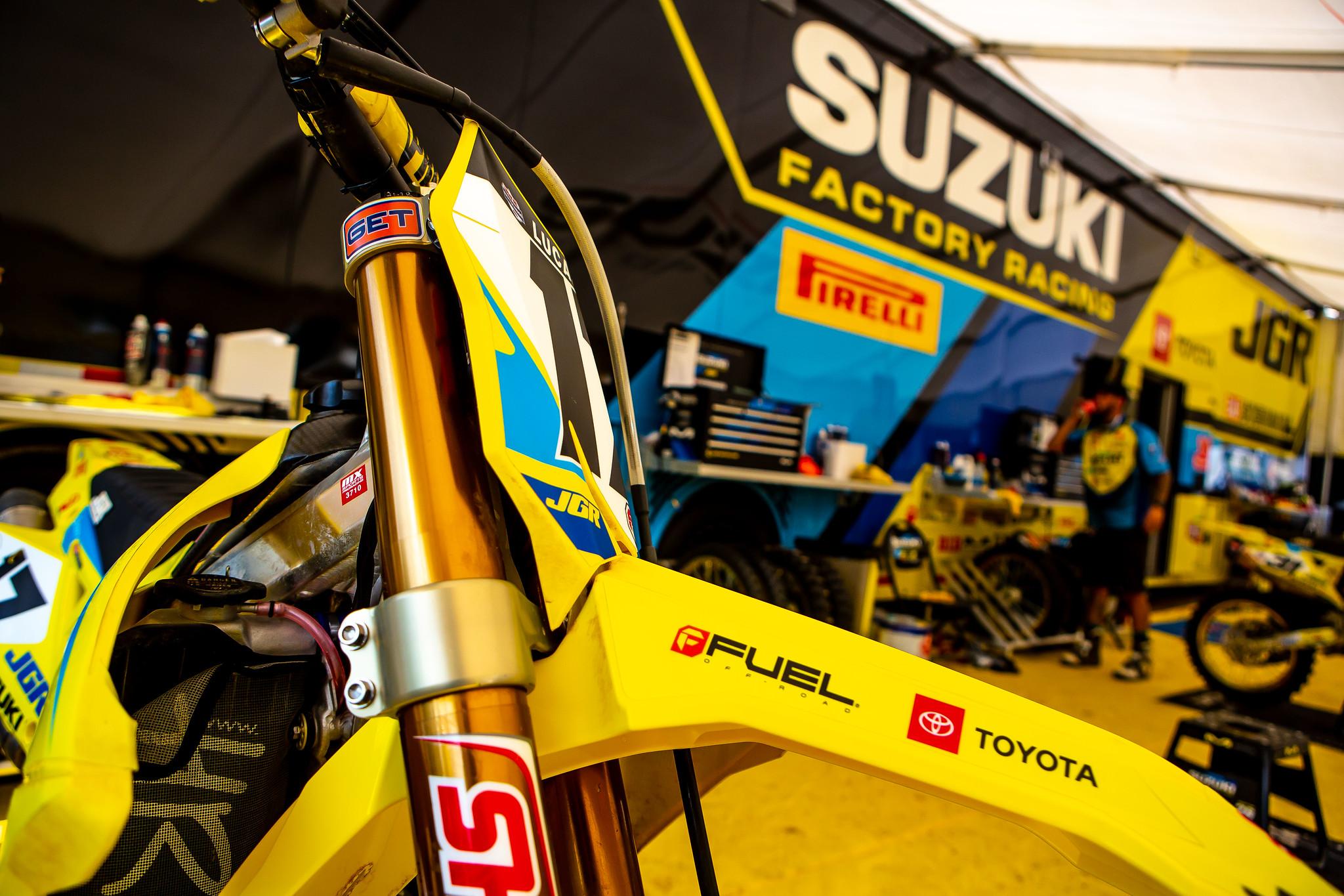 200817 The JGRMX:Yoshimura:Suzuki Racing Team returns for round 2 at Loretta Lynn's Ranch next weekend