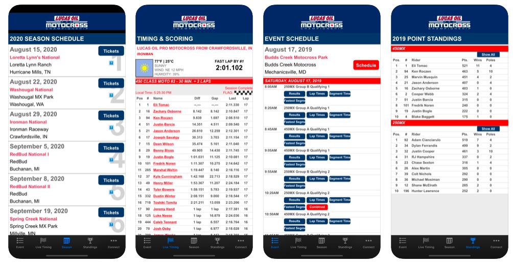 200817 The official Lucas Oil Pro Motocross mobile app