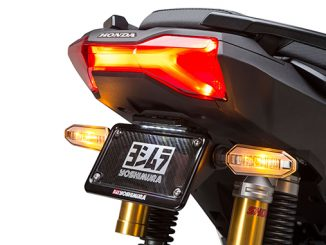 200817 Yoshimura Introduces 2021 Honda ADV150 Fender Eliminator Kit (678)