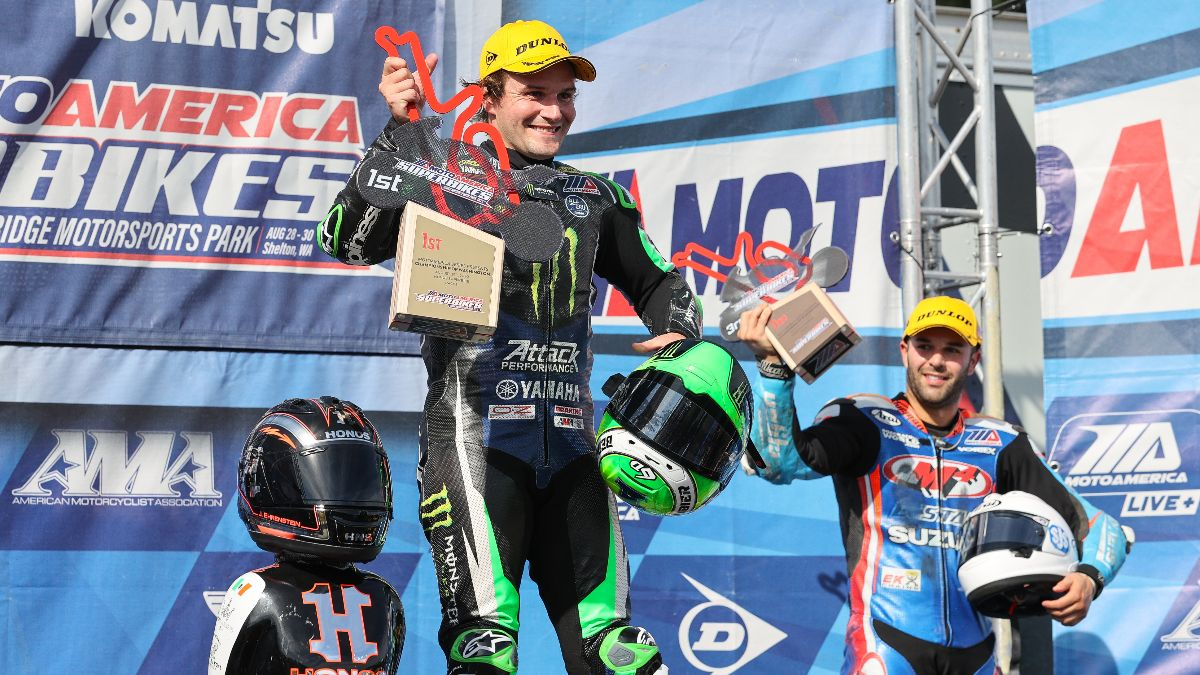 200829 Beaubier's victory was his eighth in the first nine races of the 2020 season (2)
