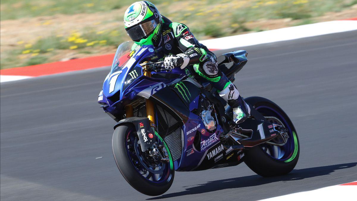 200829 Monster Energy Attack Performance Yamaha's Cameron Beaubier