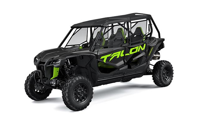 Four Talon Sport Side-by-Sides Return for 2021 Model Year ...