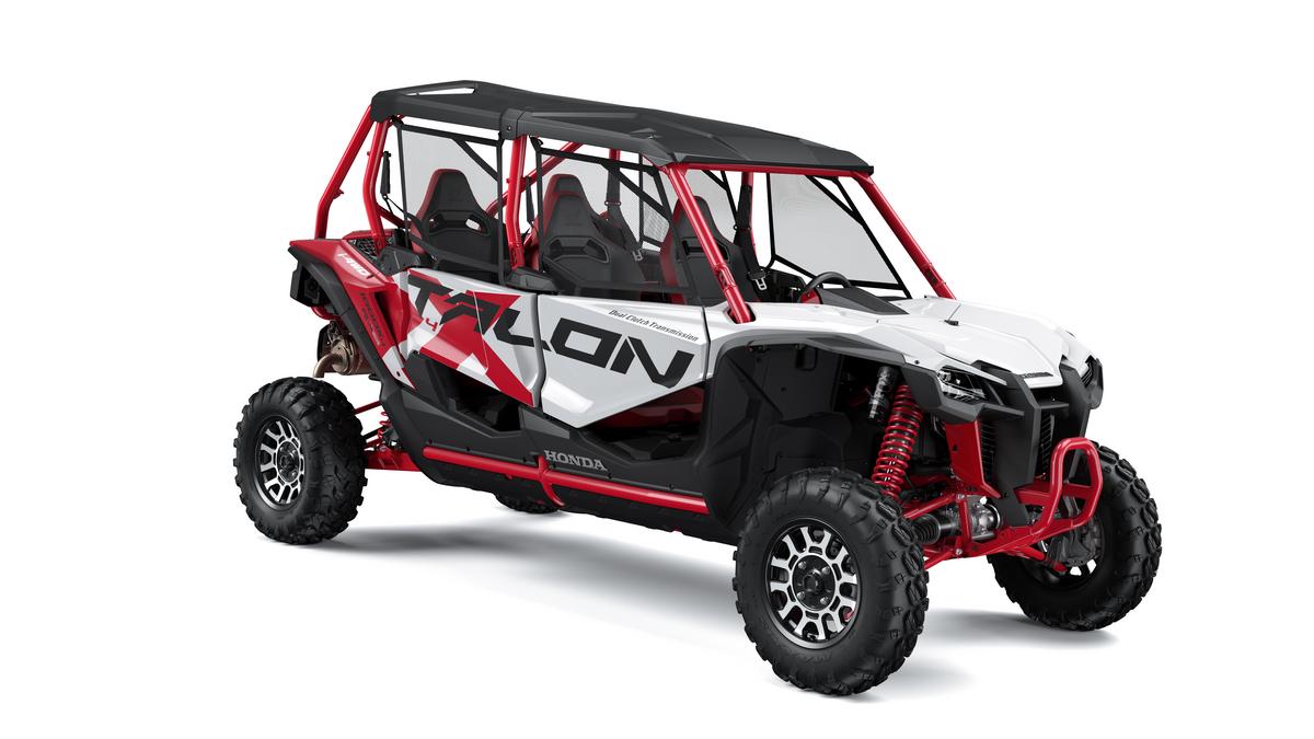 2021 Honda Talon 1000X-4 FLV