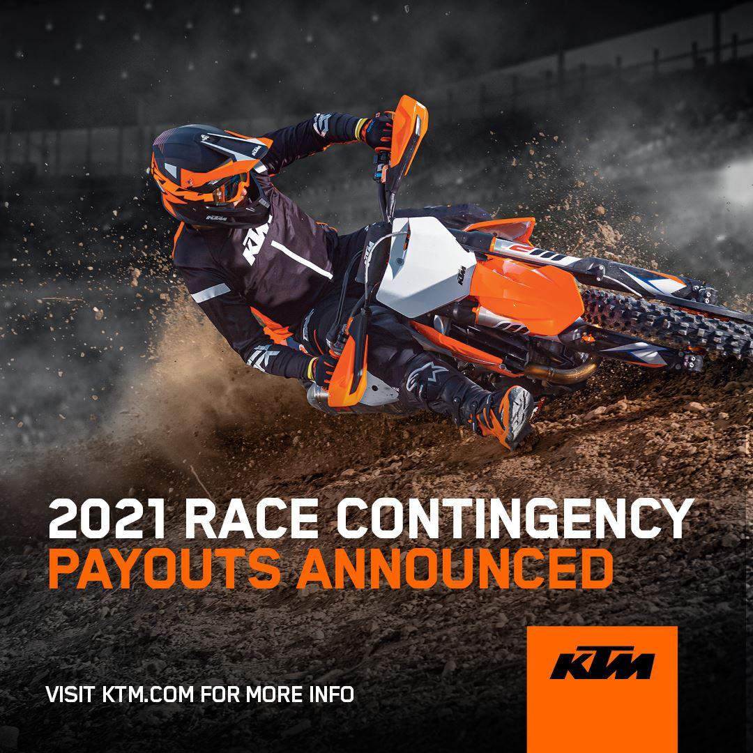 2021 KTM Contingency