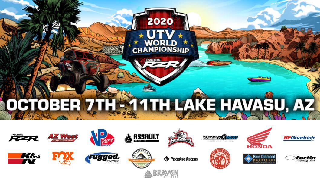 AZ West Signs as UTV Festival Sponsor of UTV World Championship