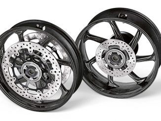 BMW Motorrad presents M Performance carbon fibre wheel sets for the BMW S 1000 RR (678.1)
