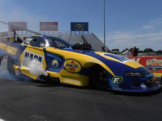 Dodge NHRA Indy Nationals - Funny Car Capps (678)