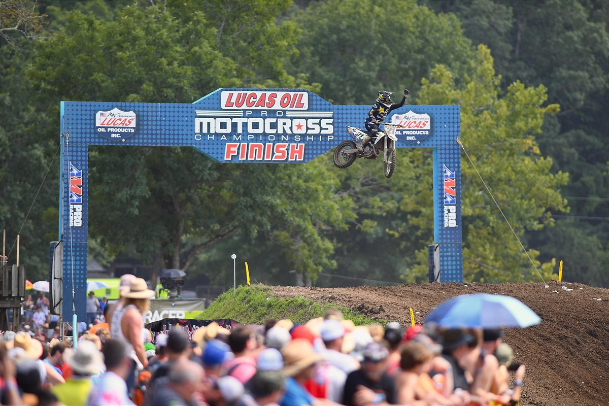 JASON ANDERSON MOTO 1 WIN - MX RD 1