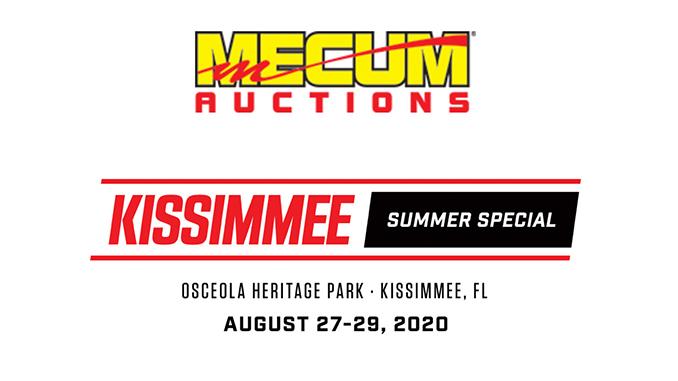 Mecum Auctions Kissimmee Summer Special (678)