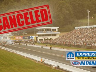 Mopar Express Lane NHRA Nationals Canceled due to Pandemic (678)