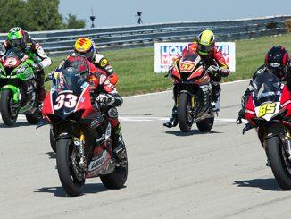 MotoAmerica - Kyle Wyman _33 - Jake Lewis _85 - Pittsburgh (678)