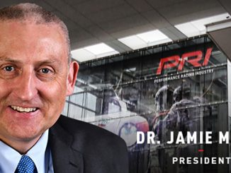 PRI President Dr. Jamie Meyer gives the racing industry an update on this year's Show (678)