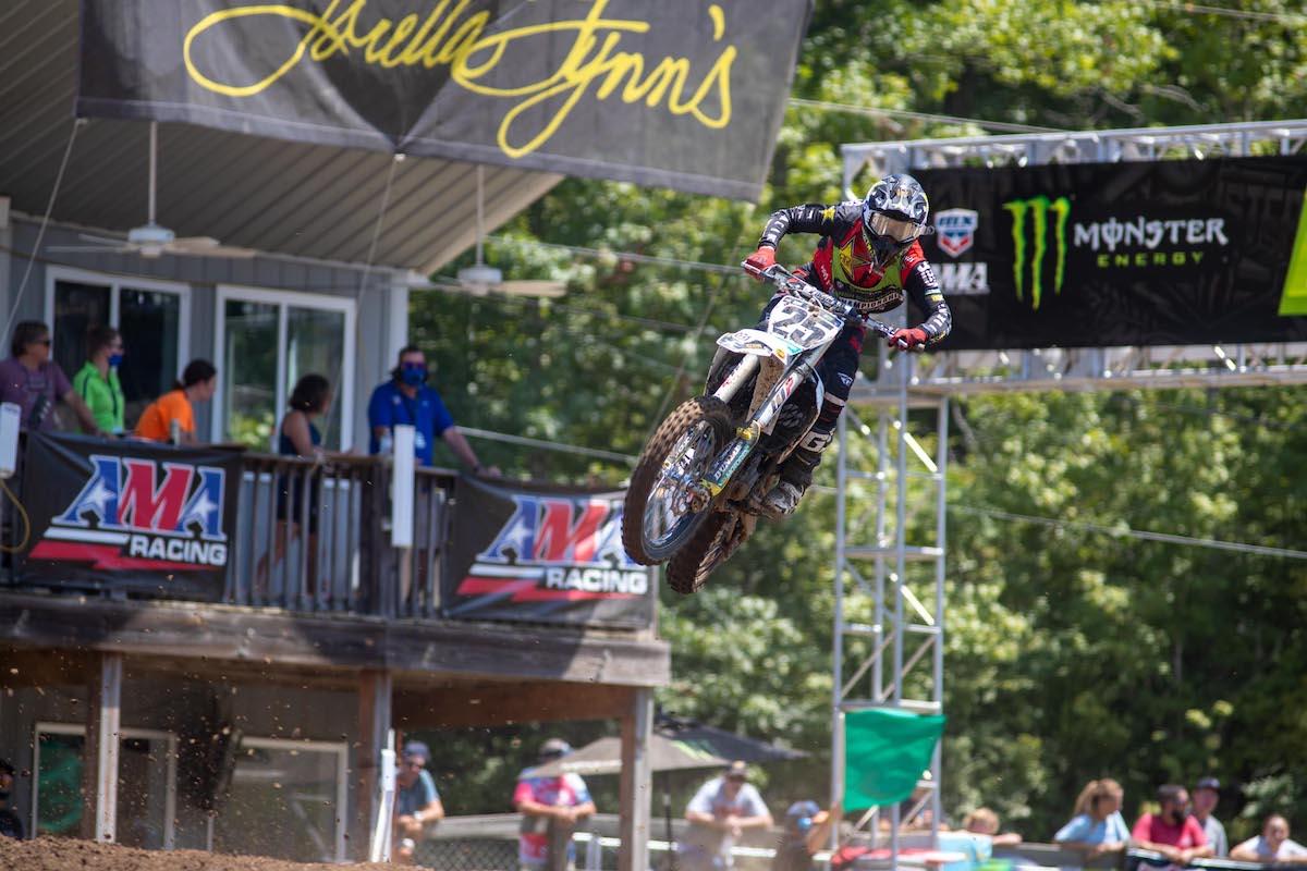 Stilez Robertson is the 2020 Nicky Hayden AMA Motocross Horizon Award winner (2)