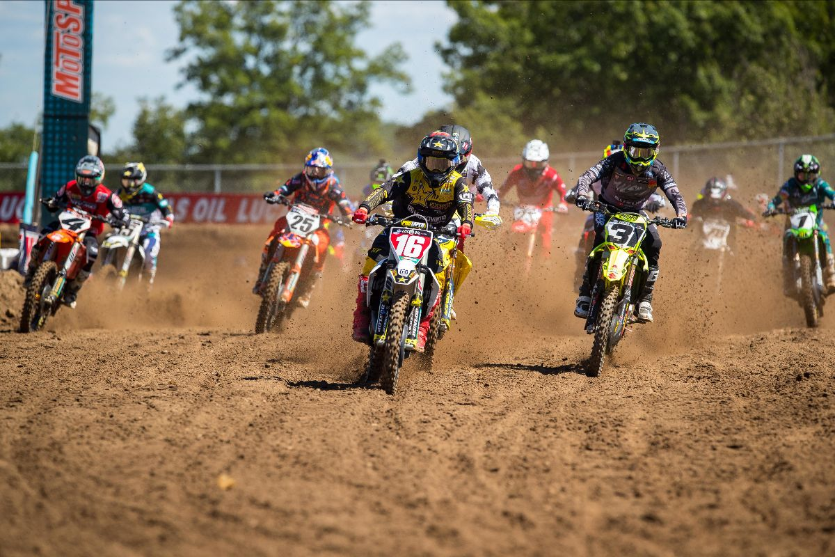 200905 The world's fastest riders were greeted with perfect weather at RedBud MX