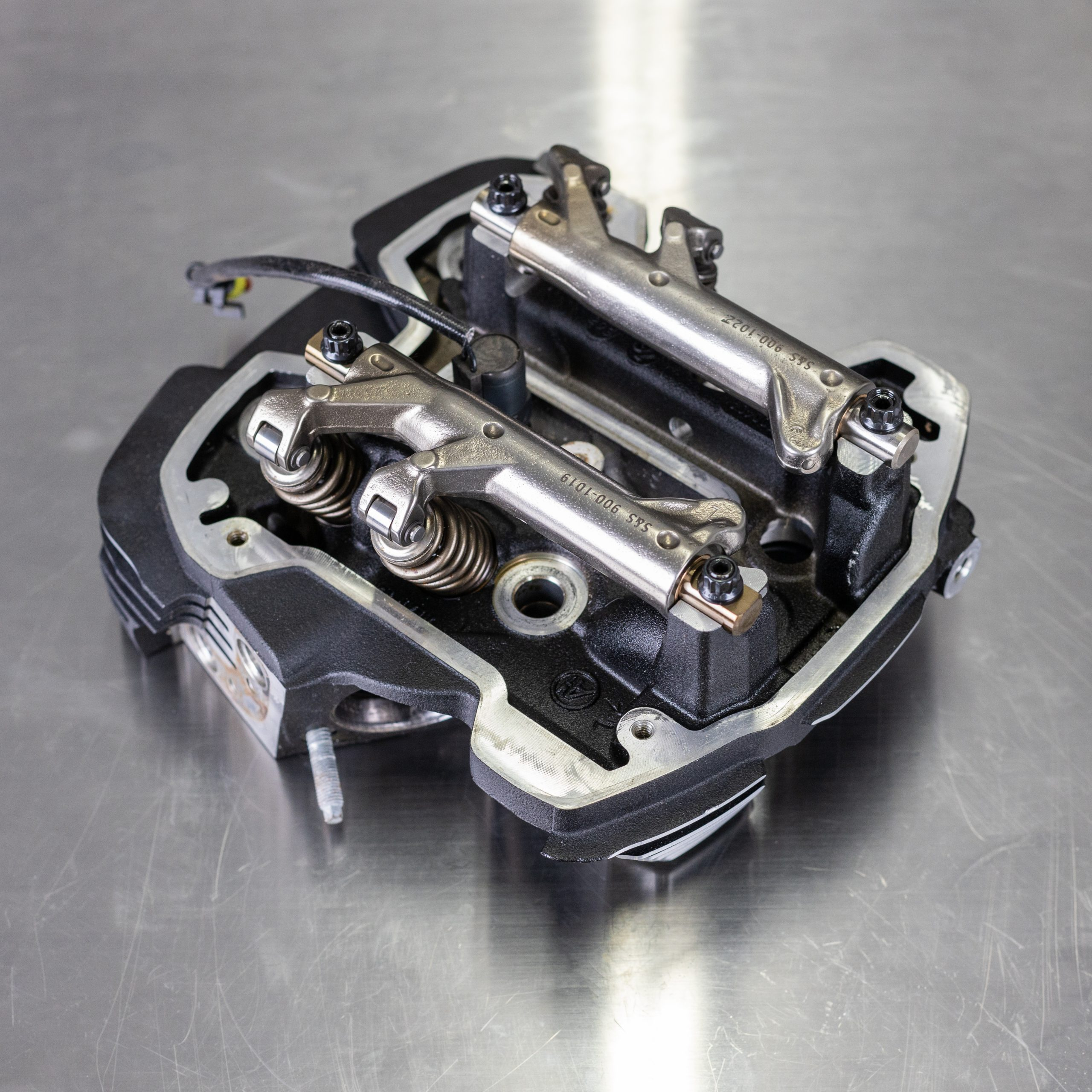 S&S Cycle Forged Roller Rockers for M8