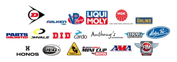 200909 MotoAmerica sponsor banners